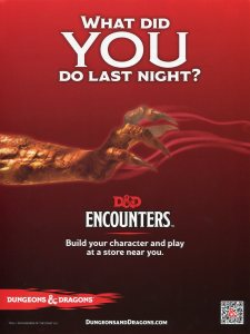 D&D Encounters - Starter Set